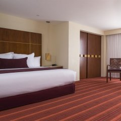 Отель Camino Real Airport Мехико комната для гостей фото 4