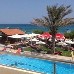 Malliotakis Beach Hotel бассейн фото 3