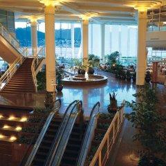 Отель Pan Pacific Vancouver Канада, Ванкувер - отзывы, цены и фото номеров - забронировать отель Pan Pacific Vancouver онлайн интерьер отеля фото 2