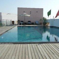 Отель Lemon Tree Premier Jaipur бассейн фото 2