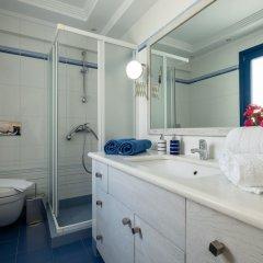 Отель Santorini Mystique Garden Греция, Остров Санторини - отзывы, цены и фото номеров - забронировать отель Santorini Mystique Garden онлайн ванная