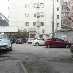 Отель Jinjiang Inn Shanghai Minhang Dongchuan Road парковка