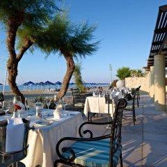 Отель Aquila Rithymna Beach Греция, Ретимнон - отзывы, цены и фото номеров - забронировать отель Aquila Rithymna Beach онлайн питание