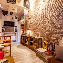 Отель Babuccio Art Suites сауна