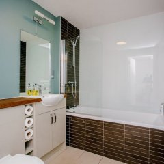 Отель Modern 2 Bedroom Flat In Greenwich спа