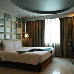Отель FuramaXclusive Asoke, Bangkok Таиланд, Бангкок - отзывы, цены и фото номеров - забронировать отель FuramaXclusive Asoke, Bangkok онлайн комната для гостей фото 2