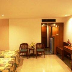 Отель Royal Twins Palace Паттайя комната для гостей фото 3