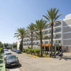 Hotel Playasol Mare Nostrum парковка
