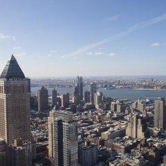 Отель Residence Inn by Marriott New York Manhattan/Central Park балкон