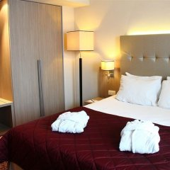 Отель Marivaux Hotel Бельгия, Брюссель - 6 отзывов об отеле, цены и фото номеров - забронировать отель Marivaux Hotel онлайн комната для гостей фото 4