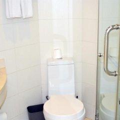 Отель Shanghai City Central International Hostel Китай, Шанхай - отзывы, цены и фото номеров - забронировать отель Shanghai City Central International Hostel онлайн ванная