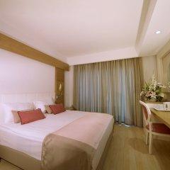 Port Nature Luxury Resort Hotel & Spa Богазкент комната для гостей фото 3