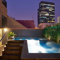 Hotel Bencoolen@Hong Kong Street бассейн