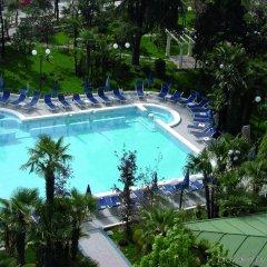Отель Grand Hotel Trieste & Victoria Италия, Абано-Терме - 2 отзыва об отеле, цены и фото номеров - забронировать отель Grand Hotel Trieste & Victoria онлайн спортивное сооружение