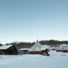 Отель Vestvatn - Arctic Cabins спортивное сооружение