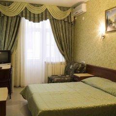 Гостиница Оливия Витязево комната для гостей