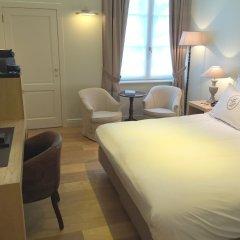 Hotel le Dixseptieme комната для гостей фото 5