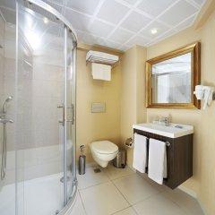 Ideal Piccolo Hotel Турция, Мармарис - отзывы, цены и фото номеров - забронировать отель Ideal Piccolo Hotel - All Inclusive - Adults Only онлайн ванная