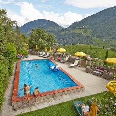 Отель Eberle Больцано бассейн фото 3