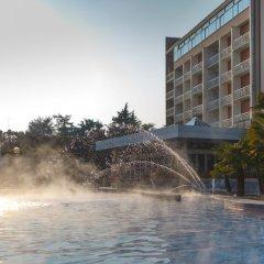 Отель Grand Hotel Terme Италия, Монтегротто-Терме - отзывы, цены и фото номеров - забронировать отель Grand Hotel Terme онлайн бассейн фото 3