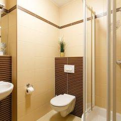 Отель Amber ванная фото 2