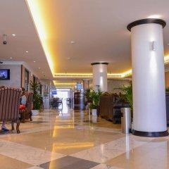 Отель Ajman Beach Аджман интерьер отеля фото 2