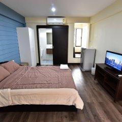 Отель Bkn Residence Паттайя комната для гостей фото 2