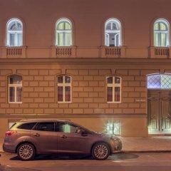 Отель Pure White Прага парковка