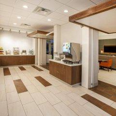 Отель Holiday Inn Express & Suites Indianapolis NE - Noblesville питание фото 2