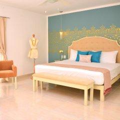 Unic Design Hotel комната для гостей