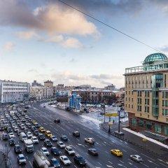 Гостиница TimeHome on Sadovoe в Москве - забронировать гостиницу TimeHome on Sadovoe, цены и фото номеров Москва комната для гостей фото 3