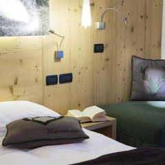 Hotel Sas Morin Долина Валь-ди-Фасса комната для гостей фото 5