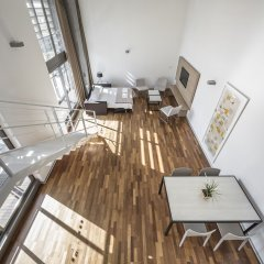 Отель Be Flats Turia балкон