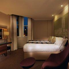 Отель Townhouse Hotel Manchester Великобритания, Манчестер - отзывы, цены и фото номеров - забронировать отель Townhouse Hotel Manchester онлайн комната для гостей фото 4