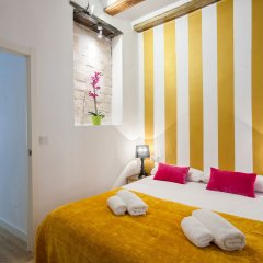 Отель SHF Plaza de la Reina комната для гостей фото 2
