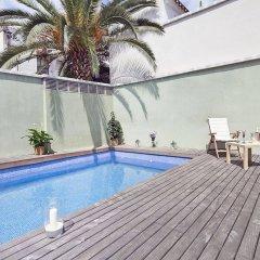 Отель Msb Gracia Pool Terrace Center Барселона бассейн фото 3