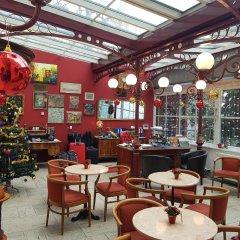 Отель ALTWIENERHOF Вена гостиничный бар