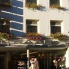 Отель Atlanta Германия, Мюнхен - 1 отзыв об отеле, цены и фото номеров - забронировать отель Atlanta онлайн вид на фасад фото 2