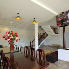 Отель Magnolia Dalat Villa Далат питание