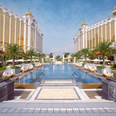 Отель Banyan Tree Macau бассейн фото 3