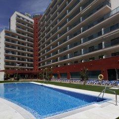 Отель Pierre & Vacances Residence Benalmadena Principe бассейн