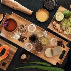 Отель Six Senses Fiji питание