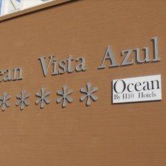 Отель Ocean Vista Azul городской автобус