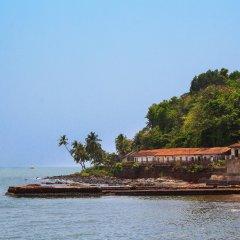 Отель Vivanta By Taj Fort Aguada Гоа пляж фото 2