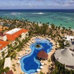 Отель Luxury Bahia Principe Esmeralda - All Inclusive Доминикана, Пунта Кана - 10 отзывов об отеле, цены и фото номеров - забронировать отель Luxury Bahia Principe Esmeralda - All Inclusive онлайн бассейн фото 3
