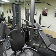 Гостиница Амбассадор фитнесс-зал фото 4