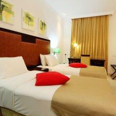 Corp Executive Hotel Doha Suites комната для гостей фото 3