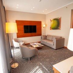 Гостиница CityHotel комната для гостей фото 3