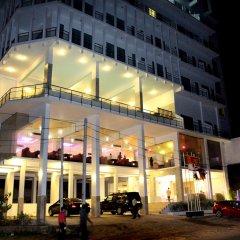 Отель Mirage Hotel Colombo Шри-Ланка, Коломбо - отзывы, цены и фото номеров - забронировать отель Mirage Hotel Colombo онлайн вид на фасад фото 2