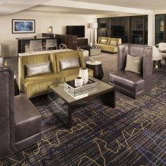 Отель Sheraton Bloomington Блумингтон интерьер отеля